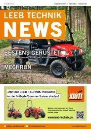 LEEB TECHNIK News 04/2016