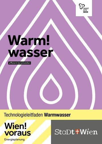 Warm! wasser