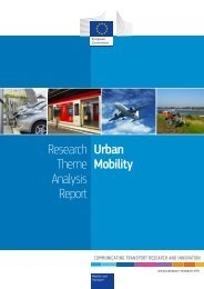Research Theme Analysis Report Urban Mobility