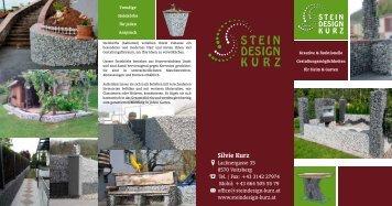 Folder Steindesign Kurz 8 stg