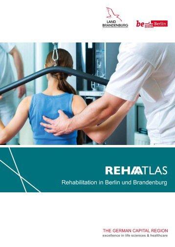 Rehabilitation in Berlin und Brandenburg