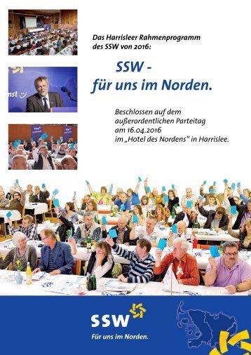 SSW - für uns im Norden