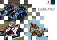 Suzuki Collection  2016