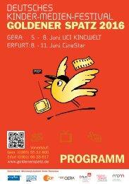 GoSpa Programmheft 2016 Internet