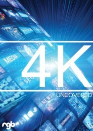 4K UHD Uncovered