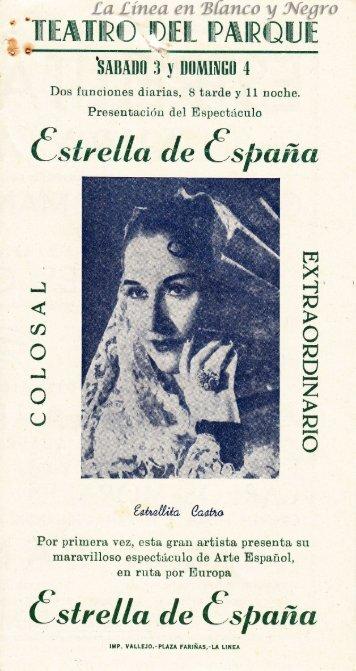 Estrellita Castro - Estrella de España 0