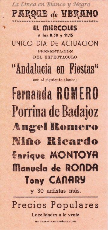 Andalucia en Fiestas