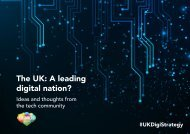 The UK A leading digital nation?