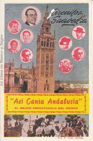 Asi canta Andalucia