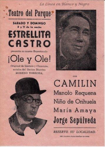 Estrellita Castro - Ole y Ole