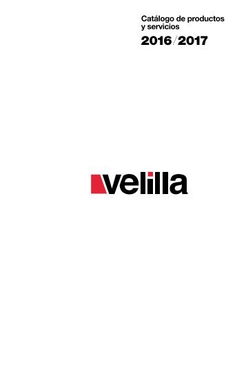 Alta visibilidad. velilla-catálogo-2016-2017