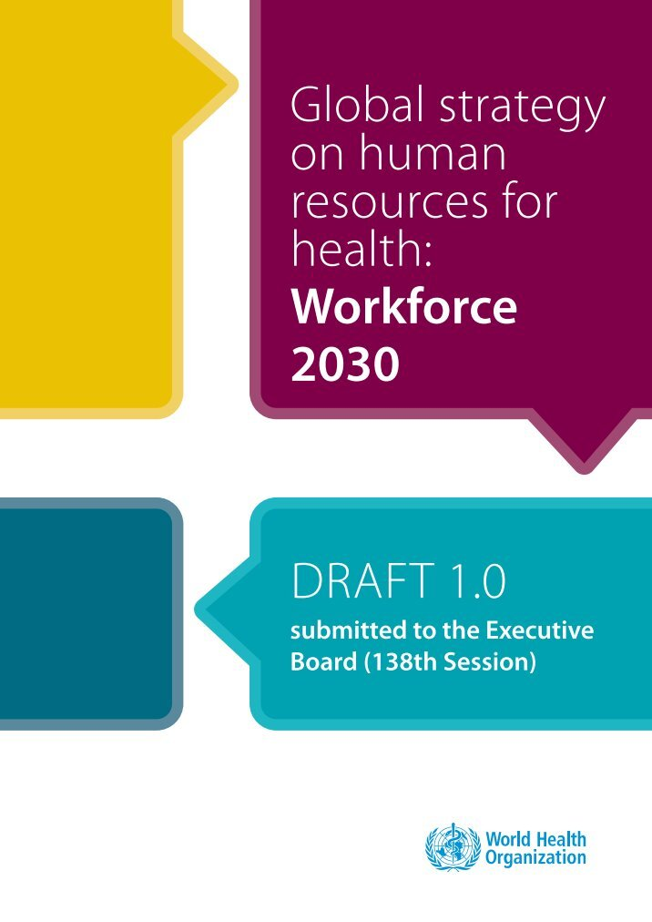 health care workforce and health care delivery essay What is driving change in the healthcare workforce what can health care leaders do now to ensure that their workforces and affiliated providers are well positioned.