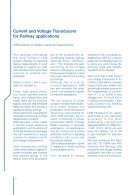 railway current voltage transducers - Page 2
