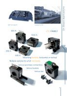 railway current voltage transducers - Page 7