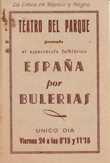 La Paquera de Jerez - España por Bulerias