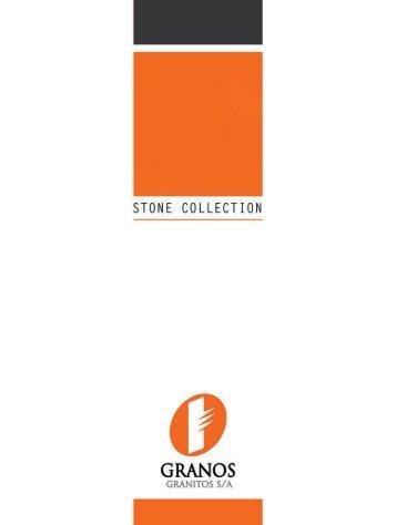 Catalogo Granitos S A - Novo Catálogo Nacional