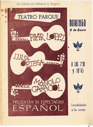 Manolo Caracol - español