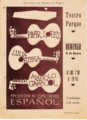 Manolo Caracol - Español 0