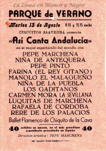 Pepe Marchena - Asi Canta Andalucia 0