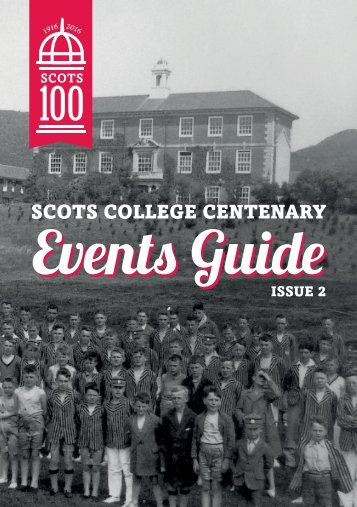 Scots100 Event Guide - Issue 2