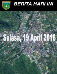 e-Kliping Selasa, 19 April 2016