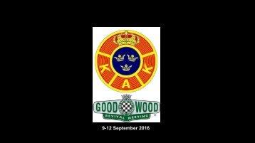 9-12 September 2016