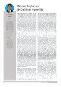 1 NİSAN 2016 ADLİ BİLİŞİM DERGİSİ - Page 3
