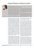 1 NİSAN 2016 ADLİ BİLİŞİM DERGİSİ - Page 4