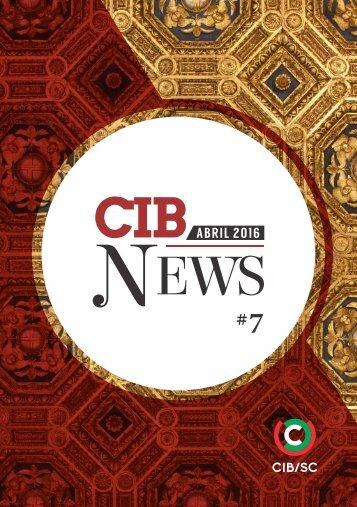 CIB NEWS #7