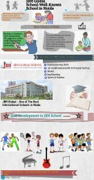 JBM - Schools in noida