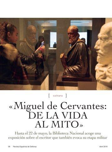 «Miguel de Cervantes