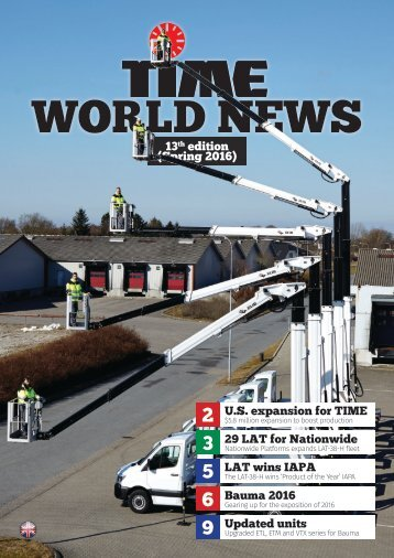 TIME World News (13th edition)