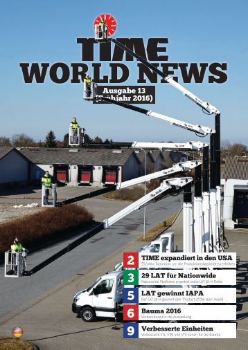 Time World News (Ausgabe 13)