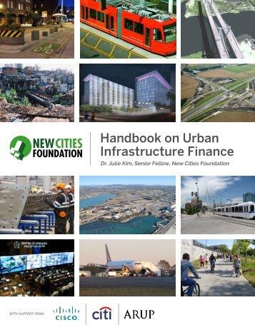 Handbook on Urban Infrastructure Finance
