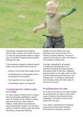 Promoting physical activity through outdoor play in early years settings - Page 3