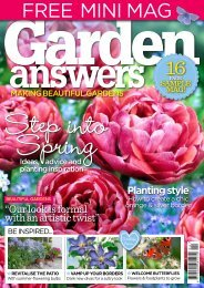 Garden Answers Mini-Mag