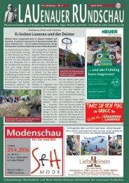 Lauenauer Rundschau 16/04