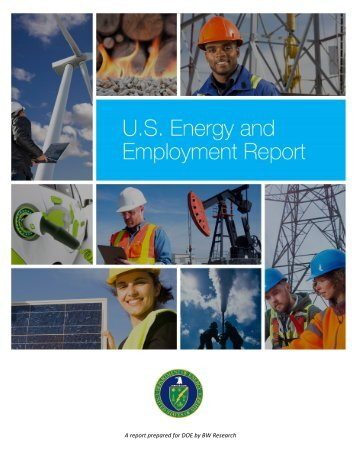 A report prepared for DOE by BW Research 1
