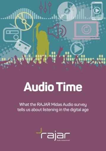 Audio Time