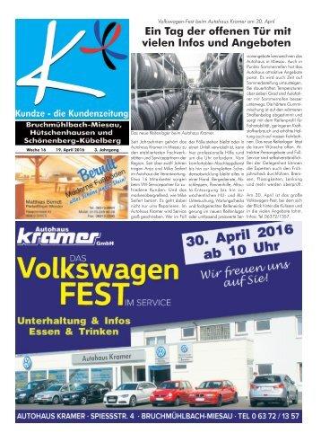 Kundze_Westpfalz vom 19. April 2016