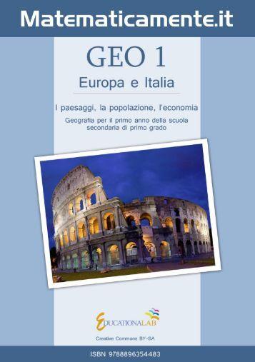 Geo_1_Europa_e_Italia