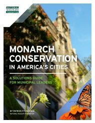 MONARCH CONSERVATION