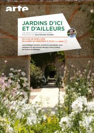 JARDINS D'ICI ET D'AILLEURS