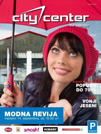 September 2012 - Citycenter