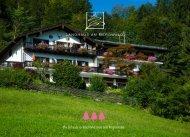 Landhaus am Bergwald Hausprospekt