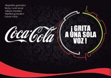 REVISTA COCA COLA