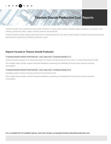 Automotive and Transportation Market Research Reports & Consulting