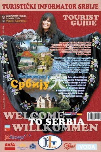 Turisticki informator Srbije - niska rezolucija