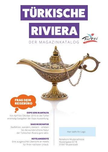 Der Magazinkatalog | Türkische Riviera