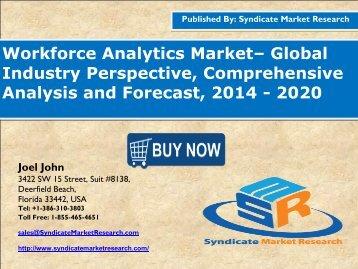 Workforce Analytics Market